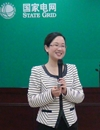 黃瀟茜老師_電力優質服務專家級培訓師